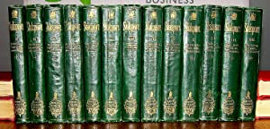 The Handy-Volume Shakspeare. 13 Volumes.