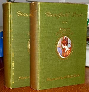 Mansfield Park a Novel. Volumes 1 &: Austen Jane /
