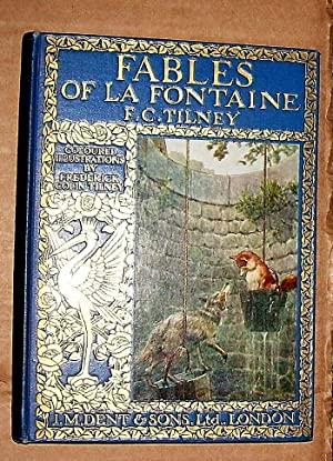 The Original Fables of La Fontaine Rendered Into English Prose