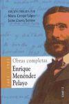 Obras Completas de Enrique Menéndez Pelayo II - Menéndez Pelayo, Enrique