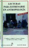 LECTURAS PARA ESTRENARSE EN ANTROPOLOGÍA - Editorial Diálogo