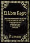 LIBRO NEGRO, EL - Anónimo