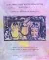 Cortes del Reinado de Alfonso V/2. ACTA CURIARUM REGNI ARAGONUM TOMO X VOL. 2º