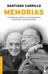 MEMORIAS (NF) - Carrillo, Santiago (1915- )
