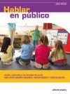 Hablar en público - Ocatedro Ediciones