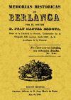 Memorias históricas de Berlanga: Bedoya, Juan Manuel