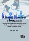 Comunicación y lenguaje: Daniel Jorques Jiménez