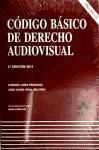 Código Básico de Derecho Audiovisual + CD: Linde Paniagua, Enrique, Vidal, Jos� Mar�a