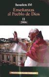 Enseñanzas al pueblo de Dios II(año 2006): García Domene, Juan Carlos