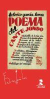 Poema del cante jondo: García Lorca, Federico