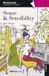RICHMOND SECONDARY READERS SENSE & SENSIBILITY LEVEL 4: Austen, Jane