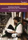 Aventuras literarias: las extrañas notas del presidiario: Chavarría Aznar, María