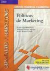 POLÍTICAS DE MARKETING: GABRIEL ESCRIBANO RUIZ, MILAGROS FUENTES MERINO, JAVIER ALCARAZ ...