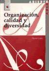 Organización, calidad y diversidad: Cano García, Elena