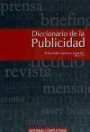 Diccionario de la publicidad: Gutiérrez González, Pedro Pablo , dir.
