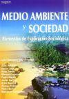 MEDIO AMBIENTE Y SOCIEDAD. ELEMENTOS DE EXPLICACIÓN: JULIO DEL PINO,