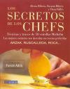 Los secretos de los chefs: Alexia Ribera, Susana