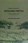 Antología poética: Manent, Marià