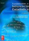 Fundamentos de inferencia estadística: MARTÍN PLIEGO, FRANCISCO