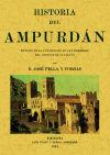 Historia del Ampurdán: estudio de la civilización: PELLA FORGAS, JOSÉ