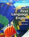 CAMBRIDGE FIRST LANGUAGE ENGLISH BOOK 4¦ EDI: COX, MARIAN