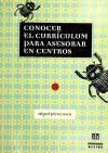 Conocer el currículum para asesorar en centros: Miguel Pérez Ferra