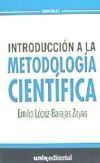 Introducción a la metodología científica : siete: López-Barajas Zayas, Emilio
