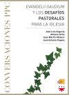 Evangelii gaudium y los desafíos pastorales para: José Luis Segovia
