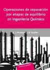 Operaciones de separación por etapas de equilibrio en Ingeniería química: ...