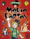 Mi gran libro de magia con cartas: VV.AA.