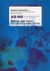 AD/HD: Qué es, qué hacer: Estrella Joselevich (comp.),
