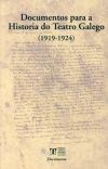 Documentos para a historia do teatro galego: Castro García, Silvana