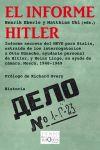 INFORME HITLER TM-69: EBERLE, HENRIK y UHL, MATTHIAS