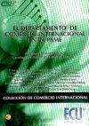 El Departamento de Comercio Internacional en la PYME: José RafaelPastor Lluch