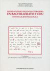 Las redacciones en lengua extranjera en Bachillerato: Paredes Arranz, Francisco