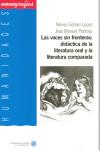 Las voces sin fronteras : didácticas de: Pedrosa Bartolomé, José