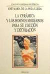 CERAMICA Y HORNOS MODERNOS LA: José María de