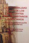 La disponibilidad léxica de los estudiantes preuniversitarios: María Begoña Gómez