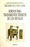 Hornos para tratamiento térmico de los metales: Poza Lleida, José