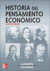 Historia del pensamiento económico: Colander David; Landreth Harry