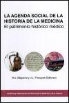 La agenda social de la historia de: M. J. Báguena,