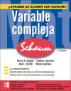 VARIABLE COMPLEJA: Spiegel,Murray;Lipschutz,Seymour;Spellman,Dennis