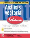 ANALISIS VECTORIAL SCHAUM: Spiegel,Murray;Lipschutz,Seymour;Spellman,Dennis