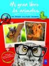 Mi gran libro de animales azul: AA.VV.
