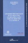 DERECHOS SOCIALES EN EL SIGLO XXI.UN DESAFIO CLAVE PARA EL DERECHO Y LA JUSTICIA: SILVINA RIBOTTA