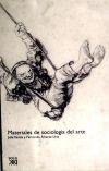 Materiales de sociología del arte: Álvarez-Uría Rico, Fernando;