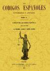 Los códigos españoles concordados y anotados. Tomo 3