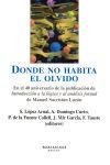 DONDE NO HABITA EL OLVIDO: LOPEZ ARNAL,S