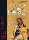 CANTAD A DIOS CON SALMOS, HIMNOS Y CANTICOS INSPIRADOS: CERVERA BARRANCO (ED.), ANGELA PER