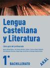 Lengua castellana y Literatura 1º Bachillerato: Bosque Muñoz, Ignacio;Martínez